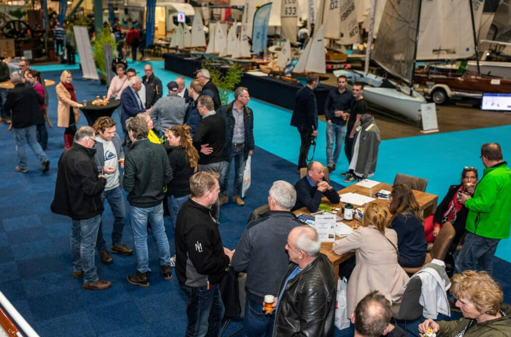 Sponsorborrel Boot Holland