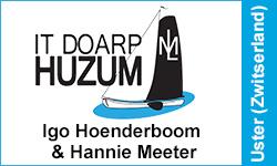 Ingo Hoenderboom & Hannie Meeter