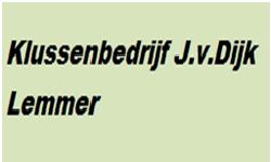 Klussenbedrijf J. van Dijk, Lemmer