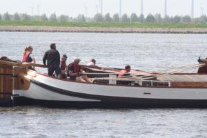 Mooie 4e plek bij tweede wedstrijd Lemmer Ahoy