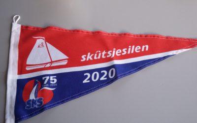 Skûtsjewimpel 2020