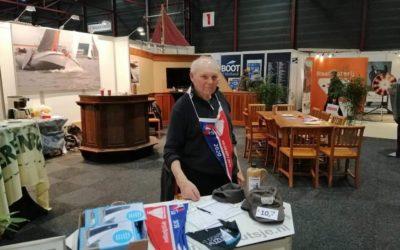 Ate Dijkstra 88 jaar