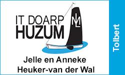 Jelle en Anneke Heuker-van der Wal